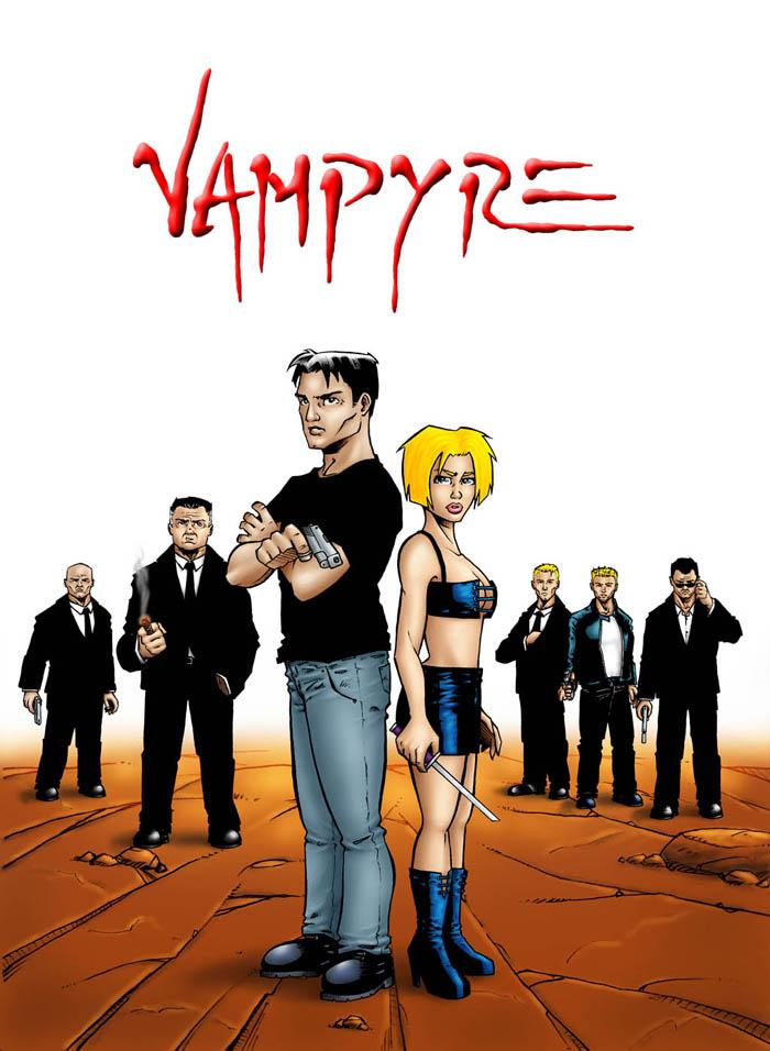 Vampyre, BD en 24 planches (complet) Vampyre00