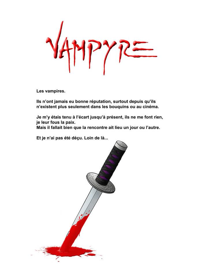 Vampyre, BD en 24 planches (complet) Vampyre25